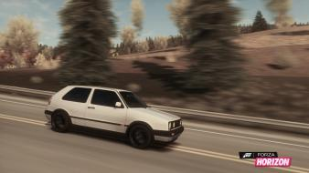 Vw golf ii v6 engine forza wallpaper