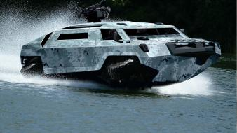 Water military camouflage lockheed martin amphibious vehicle wallpaper