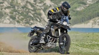 Bmw motorbikes f800gs wallpaper