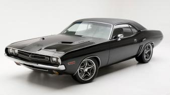 Cars dodge challenger rt 1971 wallpaper