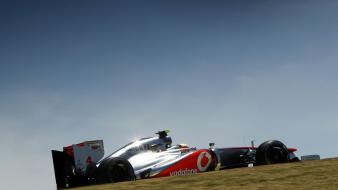 Cars formula one lewis hamilton mclaren mp4-27 mercedes wallpaper