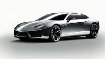 Cars lamborghini vehicles estoque widescreen wallpaper