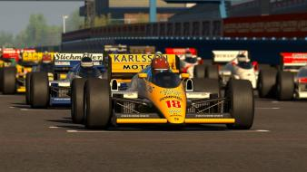 Cars project formula one racing wallpaper