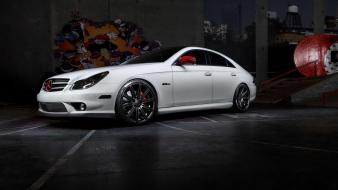 Cars tuning mercedes benz cls wallpaper