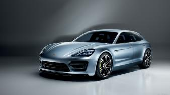 Cars vehicles porsche panamera sport turismo concept wallpaper