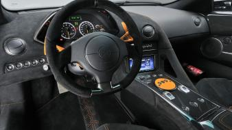 China cars lamborghini interior vehicles murcielago superveloce Wallpaper