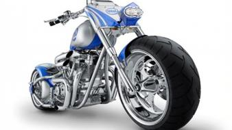 Chopper motorbikes wallpaper