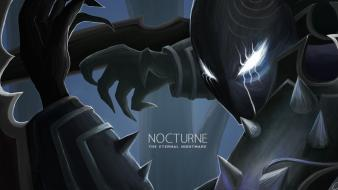 Dark league of legends nocturne the eternal nightmare wallpaper