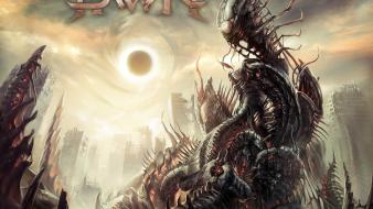 Dawn album covers metal music wallpaper