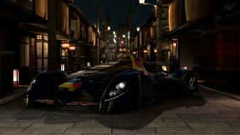 Gran turismo 5 red bull x1 ps3 wallpaper
