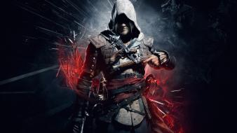 Iv creed 4: black flag edward kenway wallpaper