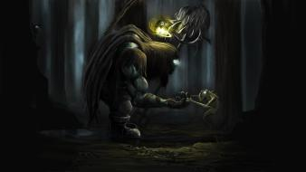League of legends fantasy art artwork yorick wallpaper