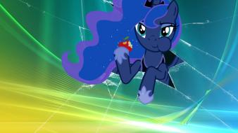 Luna princess my little pony: friendship is magic wallpaper