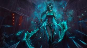 Ninjas league of legends shen akali kennen Wallpaper