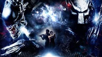 Predator film science fiction aliens requiem wallpaper