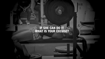 Quotes workout weight lifting motivational wallpaper