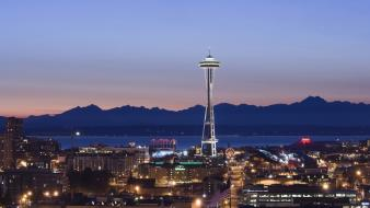 Seattle washington wallpaper