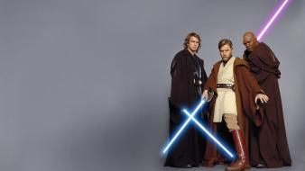 Skywalker obi-wan kenobi mace windu jedi master Wallpaper