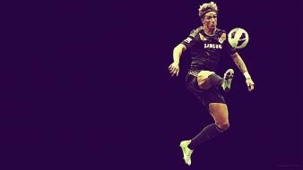 Soccer professional stars football teams torres player wallpaper