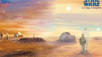Star wars movies film tatooine wallpaper