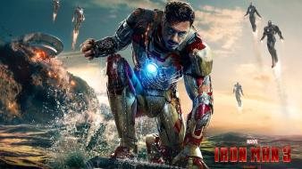 Tony stark robert downey jr posters 3 wallpaper