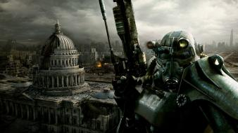 Video games fallout 3 daniel kvasznicza wallpaper