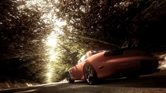 Video games mazda rx-7 gran turismo 5 ps3 wallpaper