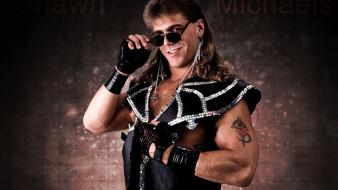 Wwe world wrestling entertainment shawn michaels wallpaper