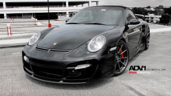 997 black adv 1 exotic adv1 wheels Wallpaper