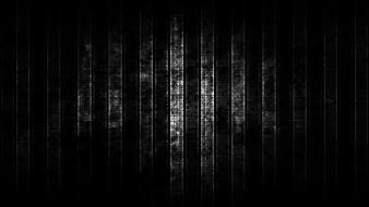Abstract grunge metal cgi bars Wallpaper