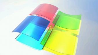 Abstract multicolor windows xp microsoft wallpaper