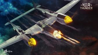 Aircraft war thunder gaijin entertainment world of planes wallpaper