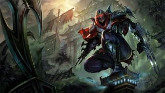 Art artwork champions online riot moba game wallpaper