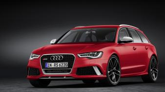 Audi rs6 avant wallpaper