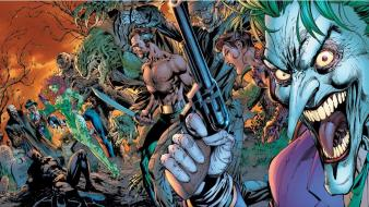 Batman dc comics villains comic books wallpaper
