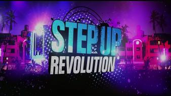 Beach movies revolution film miami step up 4 wallpaper