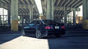 Bmw cars vehicles m3 e46 automobile Wallpaper