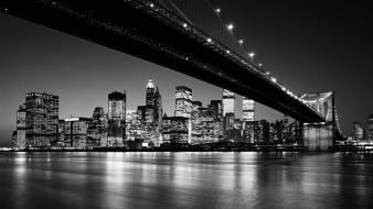 Bridges cities wallpaper