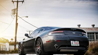 Cars aston martin vantage wallpaper