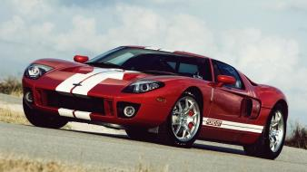 Cars ford vehicles gt wallpaper