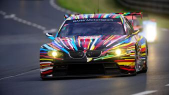 Cars le mans bmw m3 sports 2010 gt2 wallpaper