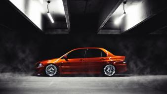 Cars mitsubishi vehicles jdm lancer evolution viii wallpaper