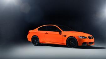 Cars orange bmw m3 e92 wallpaper