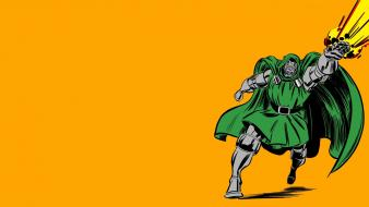 Comics dr. doom wallpaper
