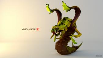 Dota 2 venomancer wallpaper