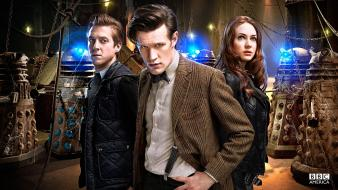Eleventh doctor who tv series rory williams wallpaper