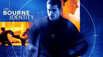 Film matt damon the bourne identity wallpaper