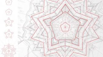Fortress golden ratio fibonacci wallpaper