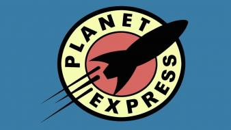 Futurama cartoons planet express wallpaper