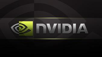 Green nvidia wallpaper